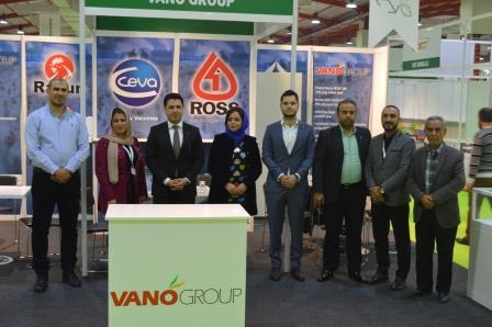 image of the Rasun team at the AgroPack trade show booth
